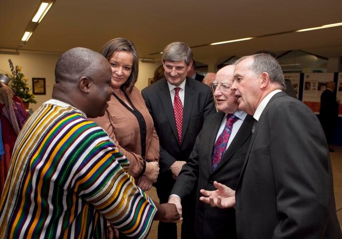President Higgins 25th Anniversary Visit